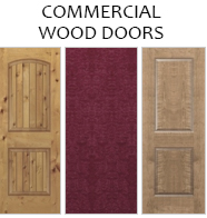 Commercial Wood Doors