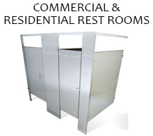 Commercial & Residential Rest Rooms